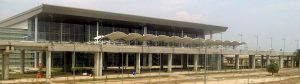 Chandigarh Airport structure